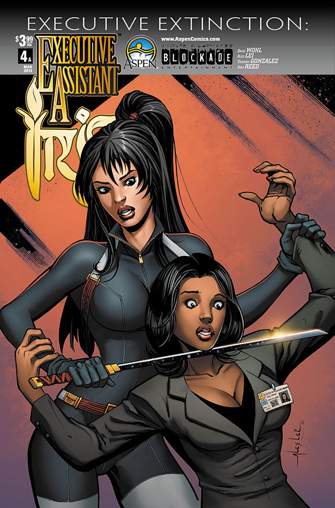 eairis4a ASPEN COMICS Solicitations for MARCH 2013