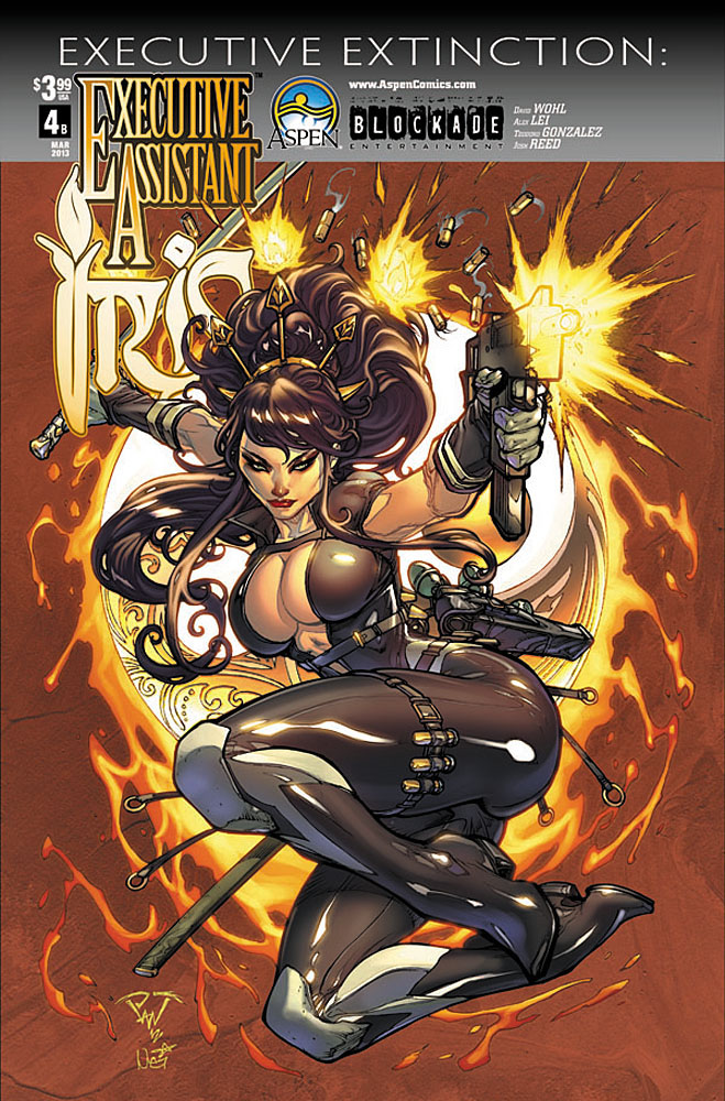 eairis4b ASPEN COMICS Solicitations for MARCH 2013