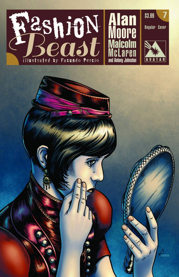 fashionbeast7a AVATAR PRESS Solicitations for MARCH 2013