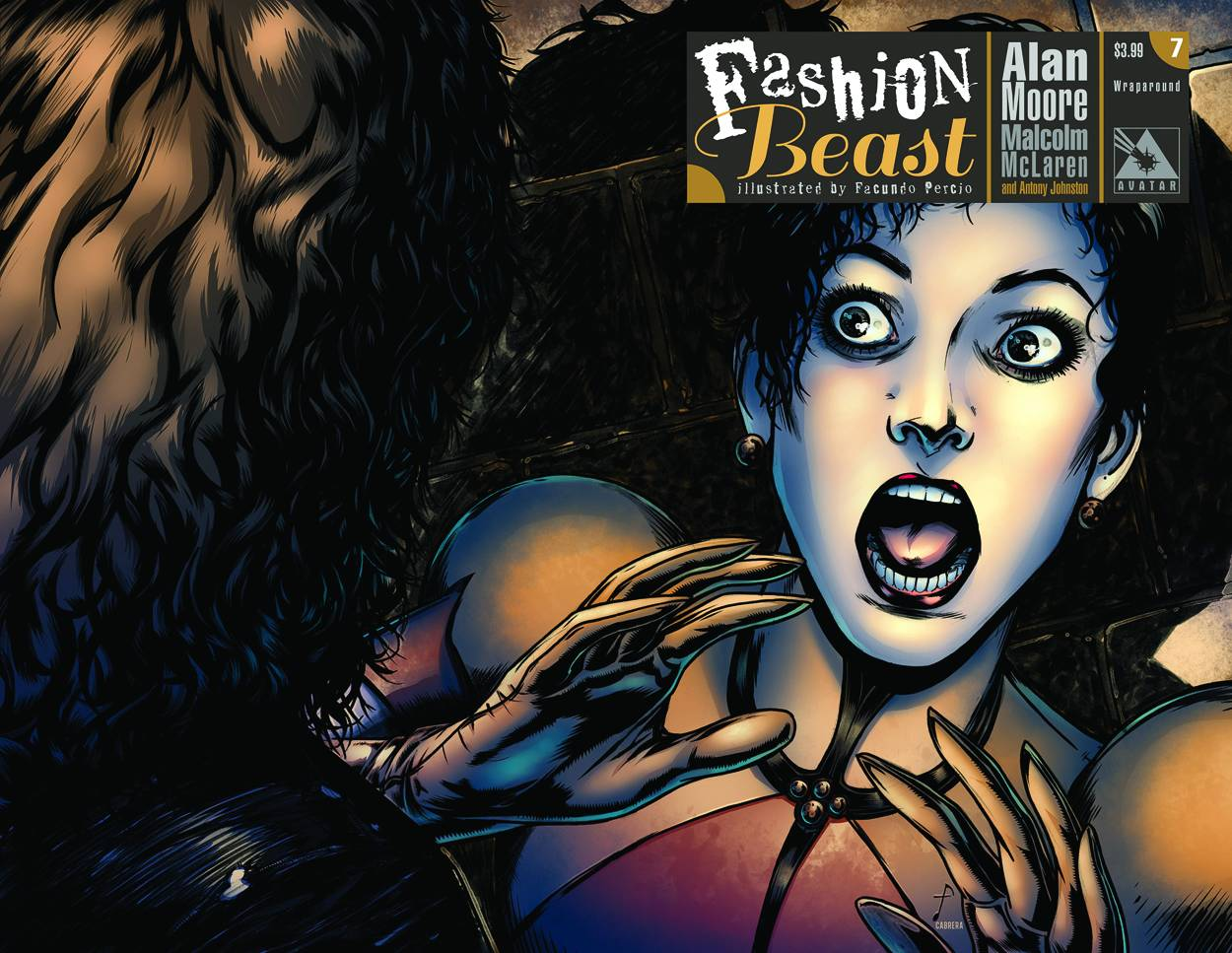 fashionbeast7b AVATAR PRESS Solicitations for MARCH 2013