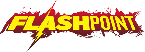 flashpoint banner Marvel NOW! VS The New 52