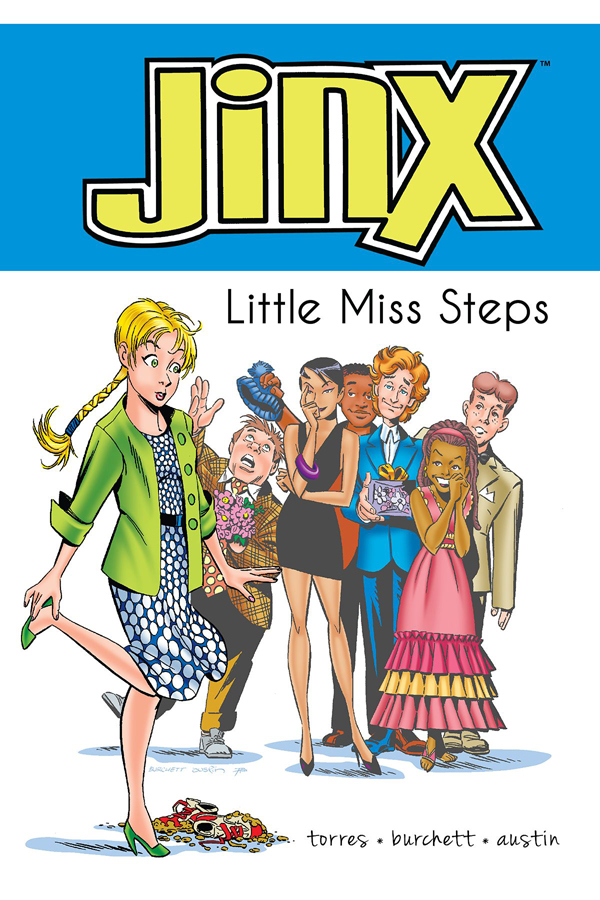jinx ARCHIE COMICS Solicitations for MARCH 2013