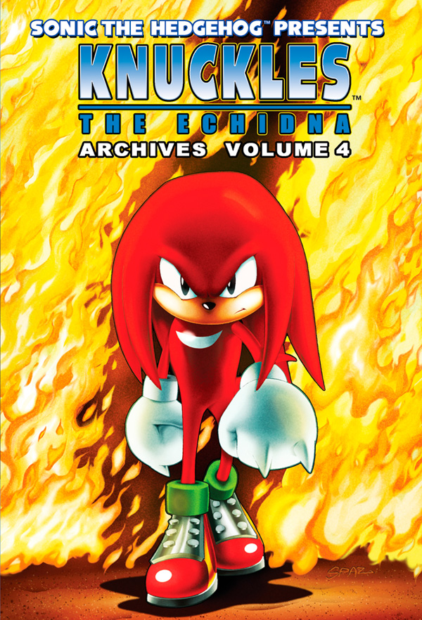 knuckles4 ARCHIE COMICS Solicitations for MARCH 2013