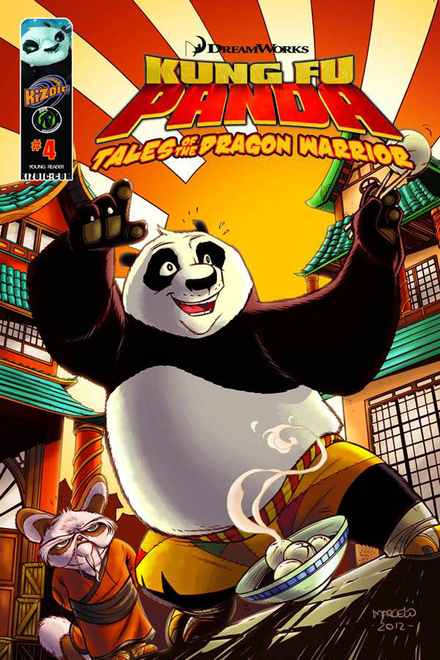 kungfupanda4b APE ENTERTAINMENT Solicitations for MARCH 2013