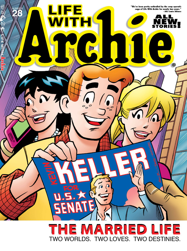 life28a ARCHIE COMICS Solicitations for MARCH 2013