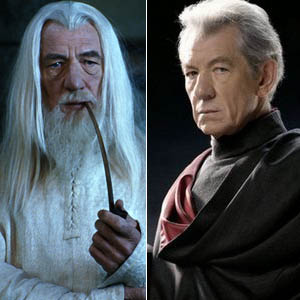 magneto vs gandalf Ian McKellen Says GANDALF Would Beat Up MAGNETO