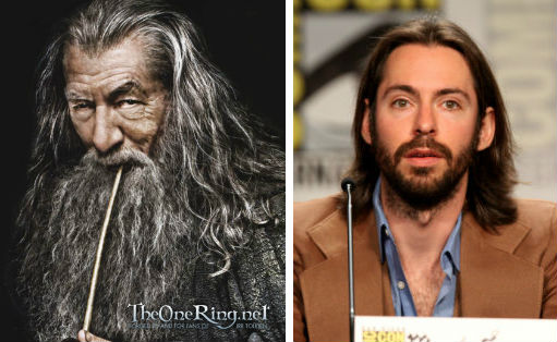 martin starr gandalf Drunk Casting: THE HOBBIT