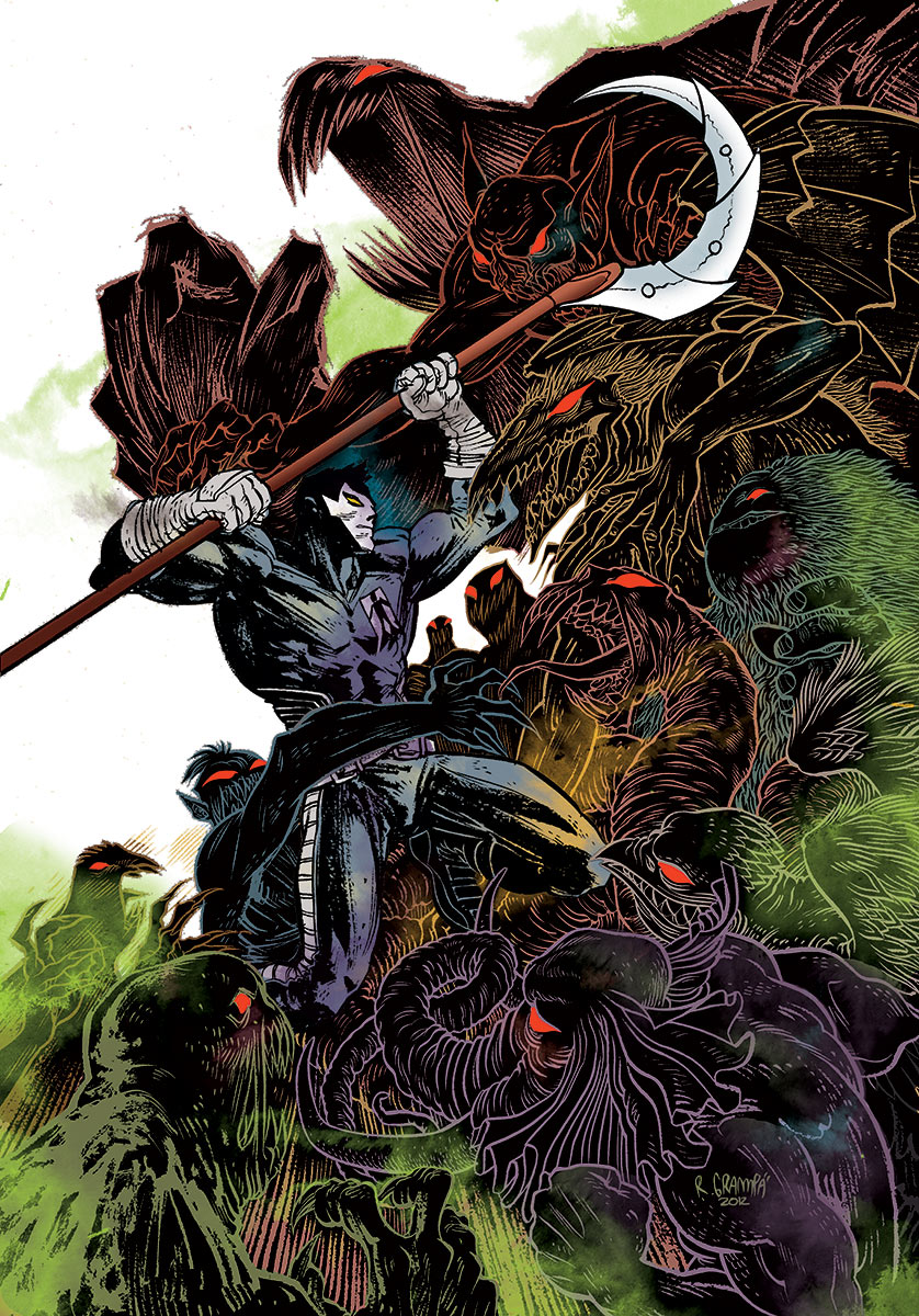 shadowman5c VALIANT ENTERTAINMENT Solicitations for MARCH 2013