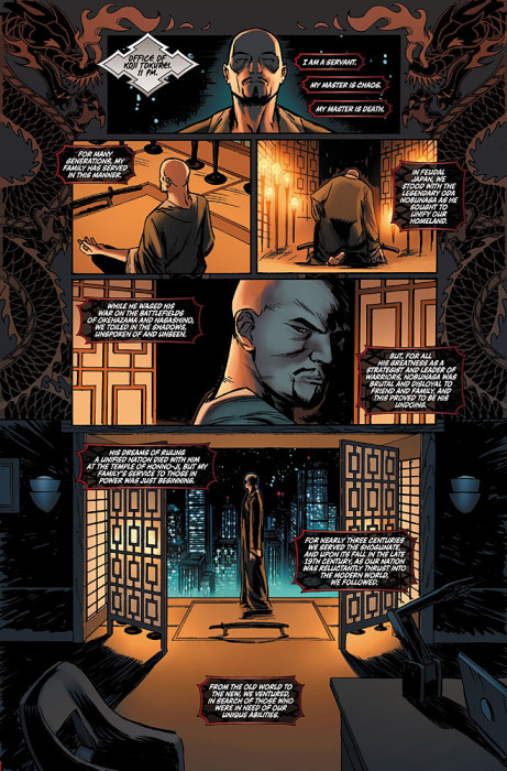 01 LSC1 01 CMYKcrop 461x700 PREVIEW:  Legend of the Shadow Clan #1