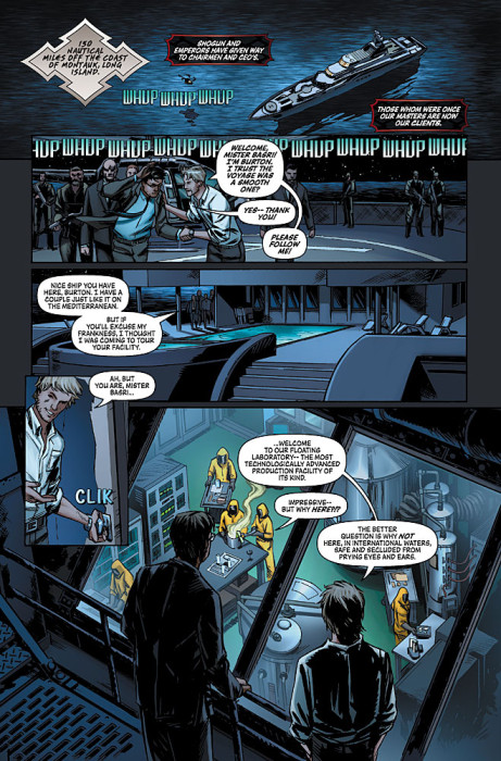 02 LSC1 01 CMYKcrop 461x700 PREVIEW:  Legend of the Shadow Clan #1