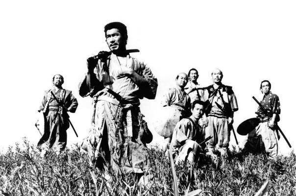 7 samurai jedi