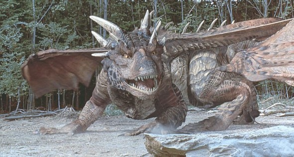 Draco Dragonheart 590x315 Top 5 Dragons In Movies