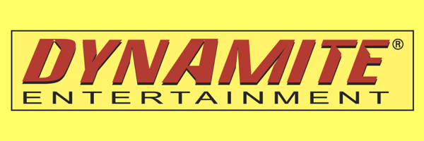 Dynamite Entertainment logo Banner Weekly Comic Reviews 1/2