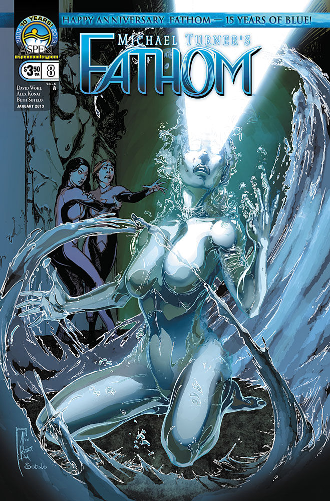 Fathom vol.4 8 C Weekly Comic Reviews 1/2