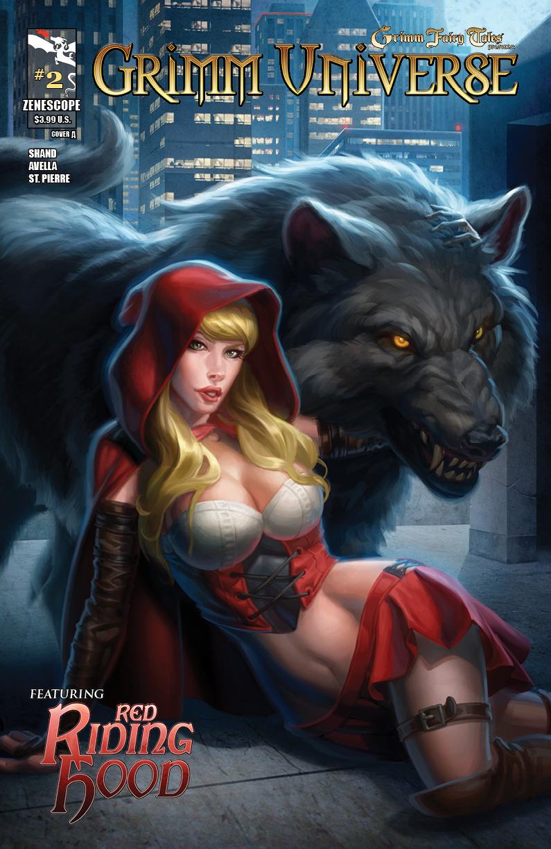 GU02 cover Weekly Comic Reviews 1/2