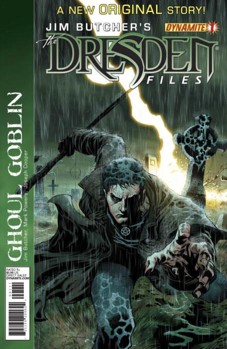 GhoulGoblin1 455x700 Weekly Comic Reviews 1/9