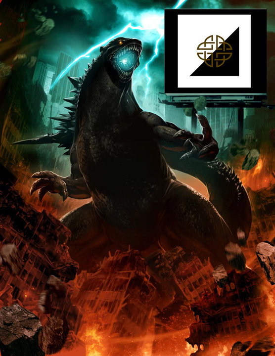 Godzilla 2012 by bryonsatan666 GODZILLA Looks to Start Filming in March but Loses Two Producers