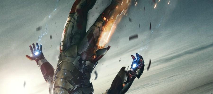 Iron Man 3 Poster 2