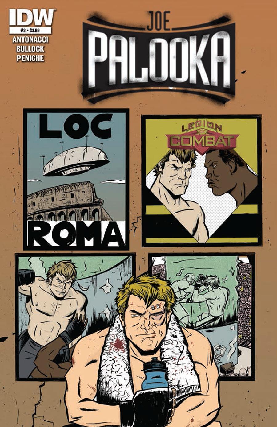 Joe Palooka 2 C Weekly Comic Reviews 1/9