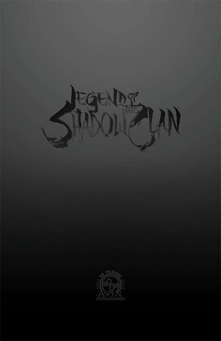 LOTShadowClan 01e 10THann 454x700 PREVIEW:  Legend of the Shadow Clan #1
