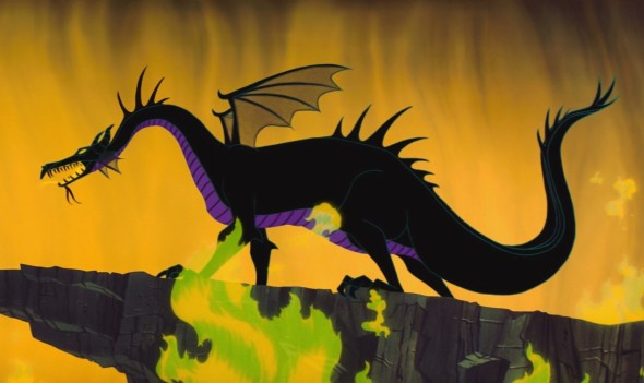 Maleficent Dragon 590x351 Top 5 Dragons In Movies