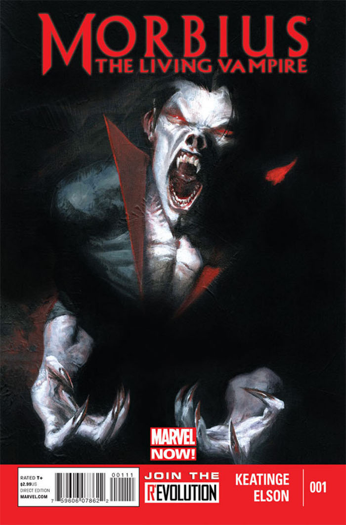 Morbius: The Living Vampire #1 Review