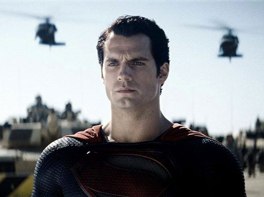 NEWManofsteel New MAN OF STEEL Trailer To Soar In April