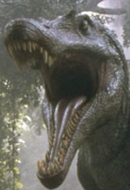 FILM 'JURASSIC PARK III' BY JOE JOHNSTON