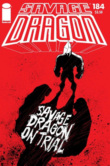 Savage Dragon 184 463x700 Weekly Comic Reviews 1/9