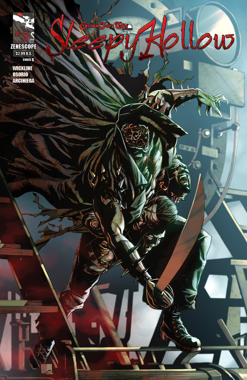 SleepyHollow03 coverB Weekly Comic Reviews 1/2