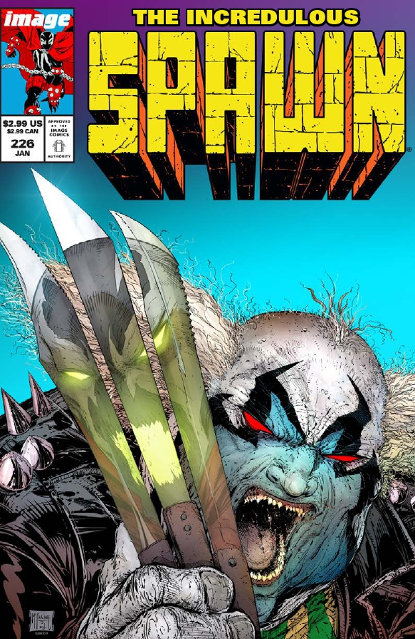 Spawn 226 C Spawn #226 Review