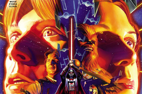 Star Wars #1: Cover