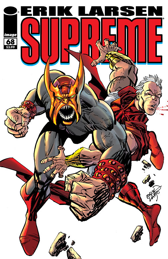 Supreme 68 C Weekly Comic Reviews 1/9