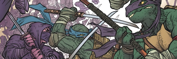 TMNT Secret History of the Foot Clan Banner Teenage Mutant Ninja Turtles: Secret History of the Foot Clan #1 Review