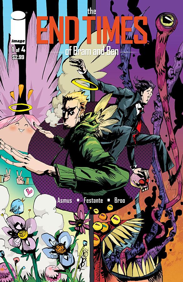 Weekly Comic Reviews 1/9