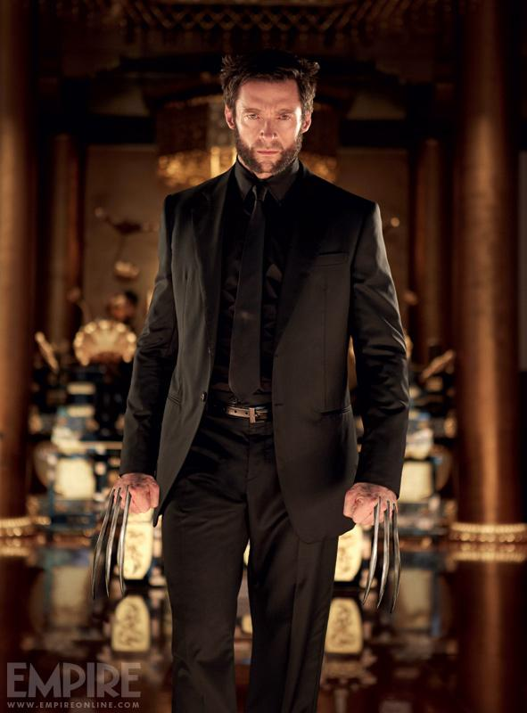 Logans Unusually Chic in This New Photo From THE WOLVERINE