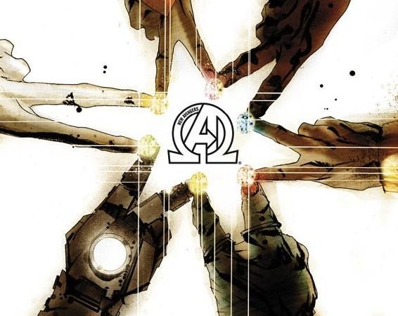 avengersomega3 13494715761 566x450 New Avengers #1 Review