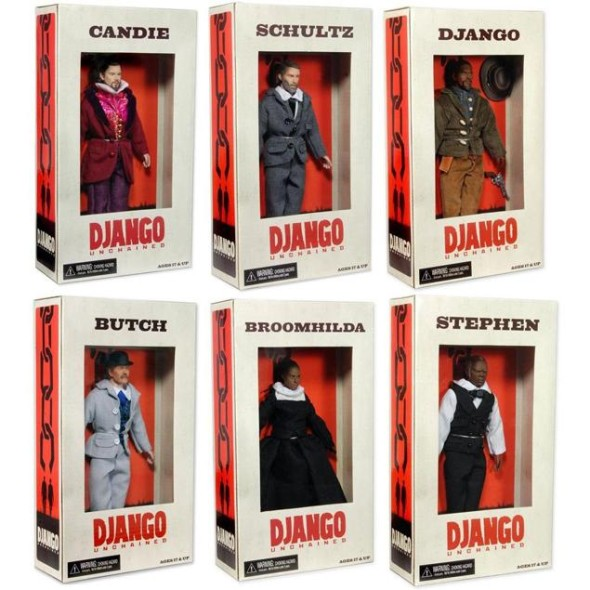 Are The DJANGO UNCHAINED Figurines Racist?