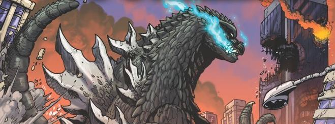 godzilla 8 header Weekly Comic Reviews 1/9