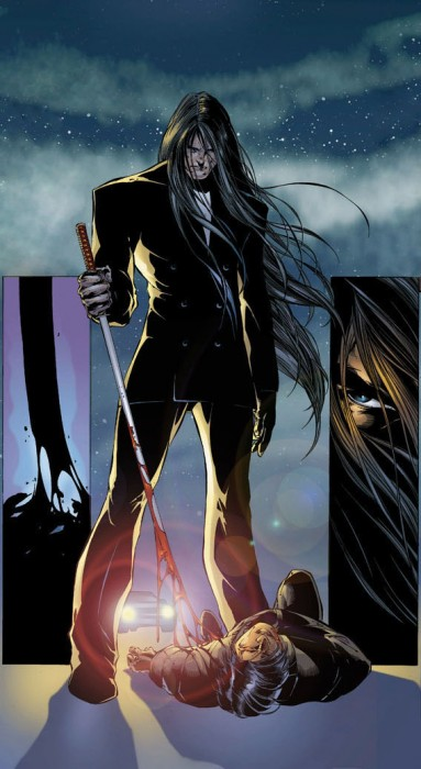 EXCLUSIVE: Interview with Witchblade Co Creator David Wohl