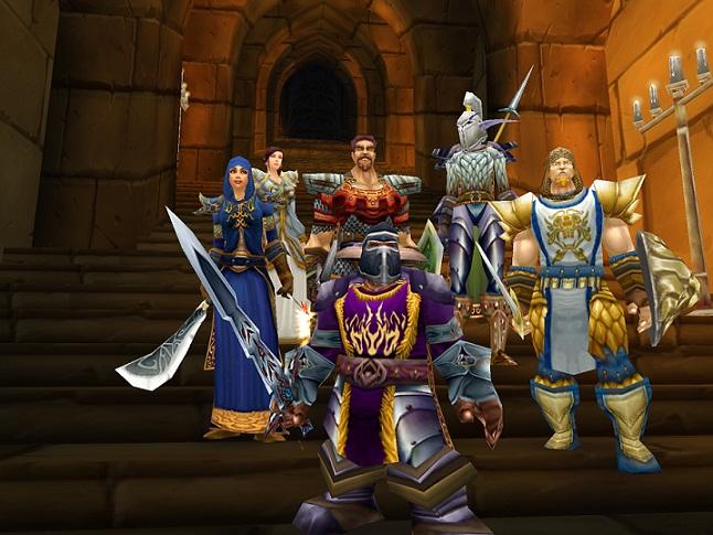 intelhdgraphics World of Warcraft Film Lands Director!