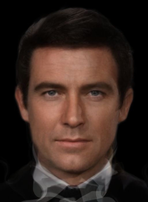 james bond face meld 513x700 Amazing Face Morphs of James Bond, Spider Man, Superman, and More