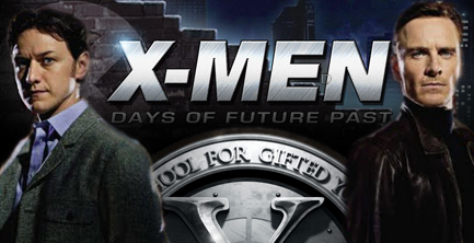 x men days of future past banner SENTINELS!!!  Days of Future Past Unloads Ton of Videos and Pics