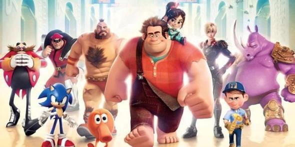 Wreck it Ralph 590x295 Wreck It Ralph, Avengers, Robot Chicken, Tron: Uprising win Annie Awards