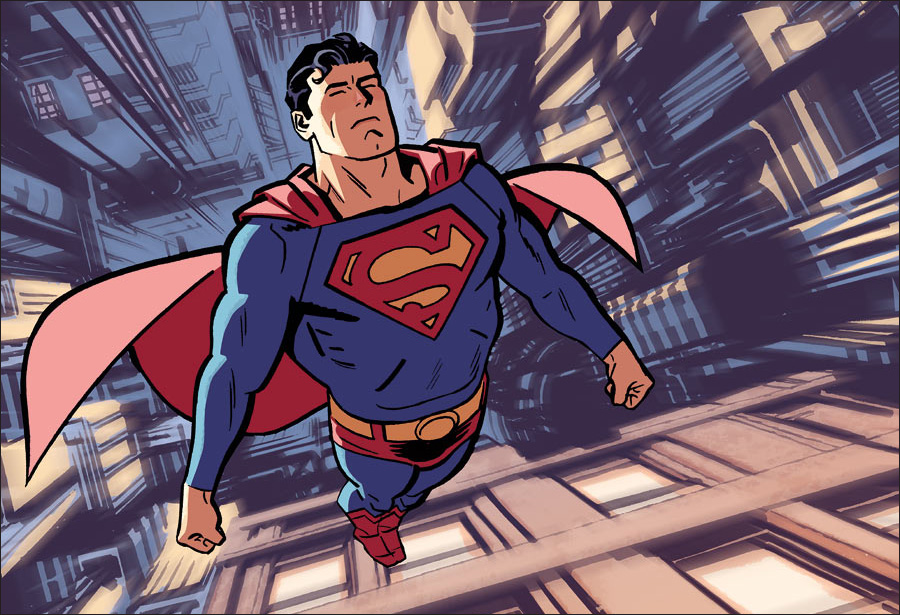 DC Courts Controversy with Orson Scott Card Superman Series