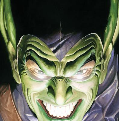 alex ross green goblin