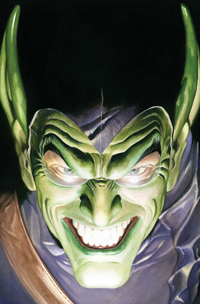New Photos Hint at GREEN GOBLIN in THE AMAZING SPIDER MAN 2