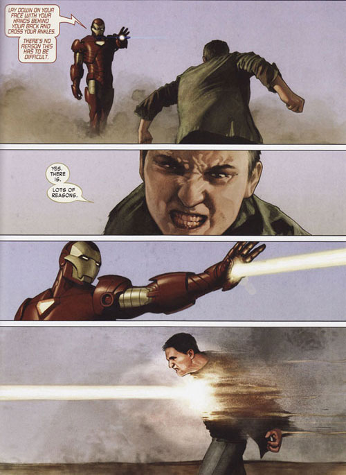 iron man comic 4 Reasons The Current COMIC BOOK Boom Is The Same As The 90s