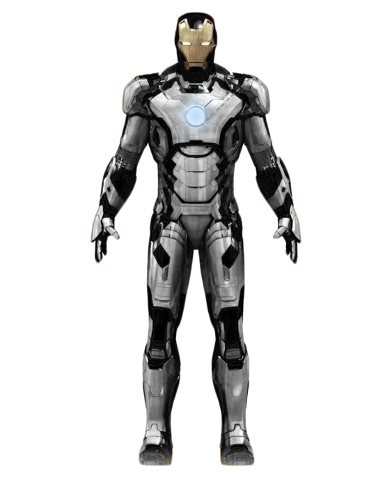 iron man deep space fan made 540x700 Is This New Suit More Evidence For GUARDIANS OF THE GALAXY in IRON MAN 3?