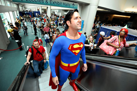superman cosplay sdcc 6 Things That Dont Suck About Missing SAN DIEGO COMIC CON